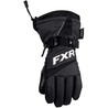 FXR Child Helix Race Glove Black