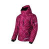 FXR Fresh Jacket - Fuchsia Plaid