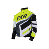 FXR Cold Cross Jacket Black/HiVis Herr