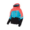 FXR Fresh Jacket Tangerine/Aqua/Black