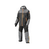 FXR M Elevation Dry-Link 2 pc Lite Monosuit Charcoal/Grey/Org