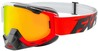 FXR Boost XPE Goggle Red/White/Black