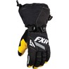 FXR Women CX Glove Blk/Wht