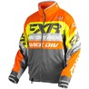 FXR Cold Cross Race Ready Jacket Charcoal/Orange/Hi-Vis