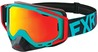 FXR Core XPE Goggle Mint/Red