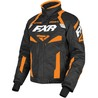 FXR Octane Jacket Black/Orange
