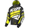 FXR M Boost X Jacket Black/HiVis/White
